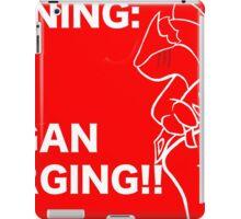 Krogan Charging iPad Case/Skin