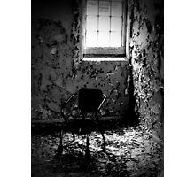 Privacy is Inconvenient ~ West Park Asylum Photographic Print