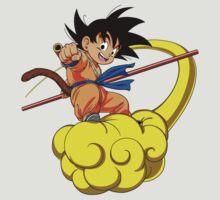 dragon ball z goku kakarot anime manga shirt by ToDum2Lov3