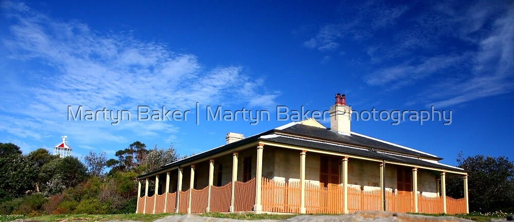 Hornby Lighthouse Keepers Cottege by Martyn Baker | Martyn Baker Photography