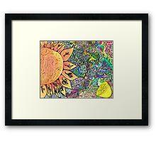 *~True Colors~* Framed Print
