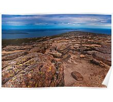 Out from Cadillac Mountain Poster