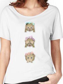 Lana Del Monkeys Women's Relaxed Fit T-Shirt