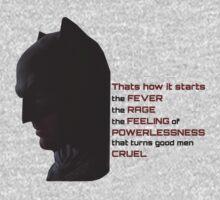 Batman Cruel Design by TNDPTanster