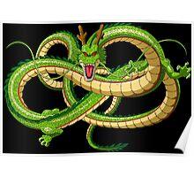 dragon ball z shenron anime manga shirt Poster