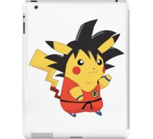 Its over 9000...volts! iPad Case/Skin