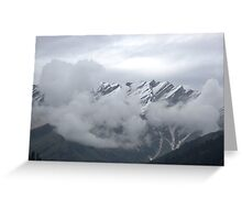 Mystic Himalayas 003 Greeting Card