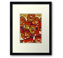 Delicious Tomatoes! Framed Print
