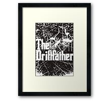 The Driftfather Framed Print