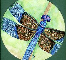 Dragonfly by ArtbyMinda