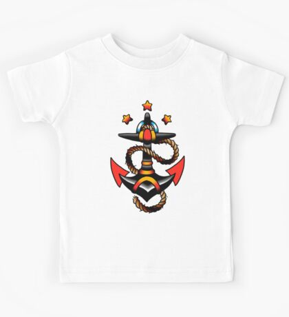 Anchor Kids Tee