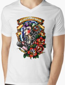 Tattoos for Life Mens V-Neck T-Shirt