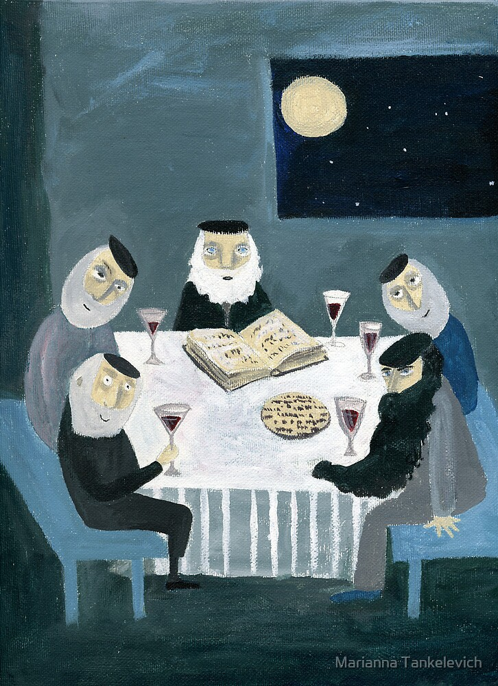 Passover by Marianna Tankelevich