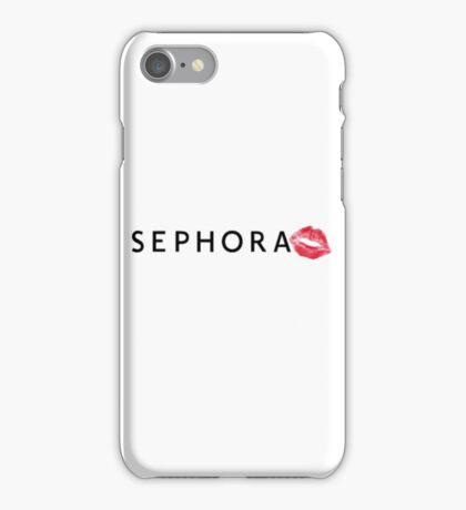 Sephora Logo iPhone Case/Skin
