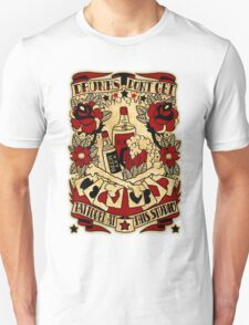 Informative Signs - Drunks don't get tattooed Unisex T-Shirt