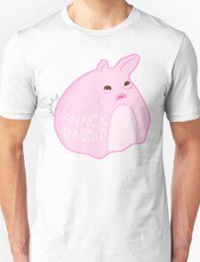 Snack Rabbit Unisex T-Shirt
