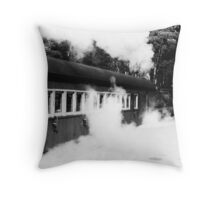 Steam Throw Pillow