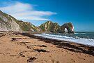 Durdle Door: Dorset, England, UK. by DonDavisUK