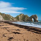 Durdle Door: Dorset, England, UK. by DonDavisUK