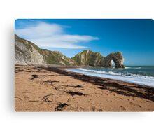 Durdle Door: Dorset, England, UK. Canvas Print