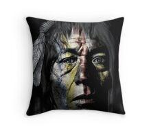 An American Icon Throw Pillow