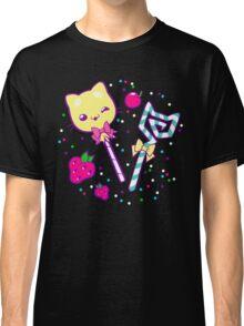 Kawaii Kitty Sprinkles Classic T-Shirt
