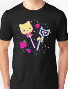 Kawaii Kitty Sprinkles Unisex T-Shirt