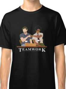 IT Crowd Teamwork Classic T-Shirt