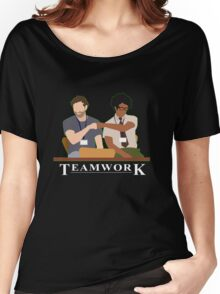 IT Crowd Teamwork Women's Relaxed Fit T-Shirt