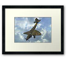 Junkers Ju 87 Stuka Framed Print