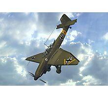 Junkers Ju 87 Stuka Photographic Print