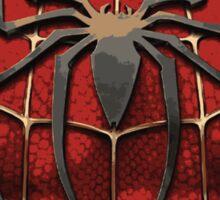Spider Man Chest Plate Sticker