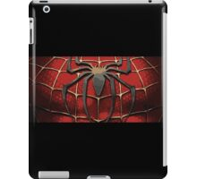 Spider Man Chest Plate iPad Case/Skin