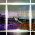 Hotel window by Laurent Hunziker