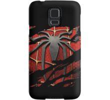 Spider-Man Torn Design Samsung Galaxy Case/Skin
