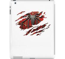 Spider-Man Torn Design iPad Case/Skin