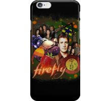 Firefly Cast Collage iPhone Case/Skin