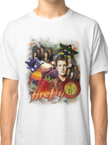 Firefly Cast Collage Classic T-Shirt