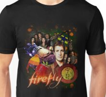 Firefly Cast Collage Unisex T-Shirt
