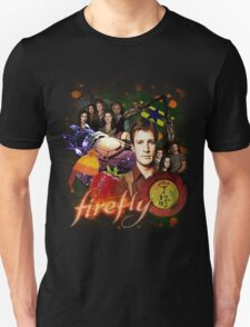 Firefly Cast Collage T-Shirt