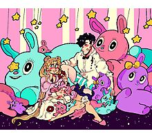 Usagi Dream Land Photographic Print