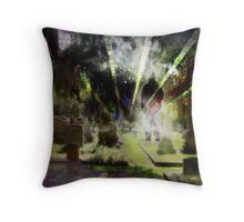 Trying to Understand (Art & Poetry) Throw Pillow