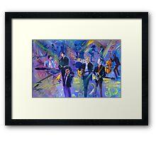 GYMPIE MUSTER - ULTIMATE JAM - CROWBAR Framed Print