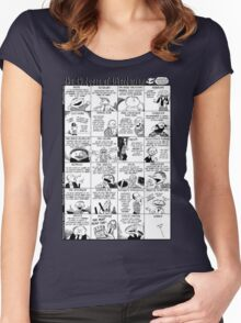 The 24 Types of Libertarian Women's Fitted Scoop T-Shirt