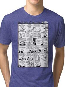The 24 Types of Libertarian Tri-blend T-Shirt