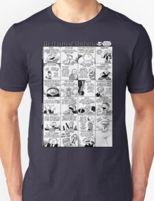 The 24 Types of Libertarian Unisex T-Shirt
