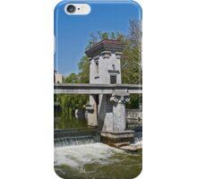 Lock Gate, Ljubljana, Slovenia iPhone Case/Skin