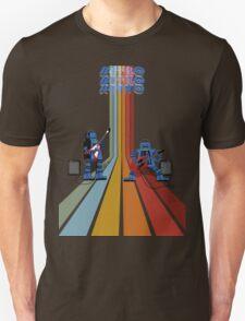 Retro Robot Rock T-Shirt