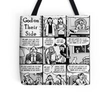 With God On Their Side Tote Bag