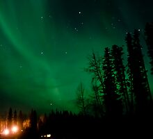The Aurora Effect...Again by peaceofthenorth